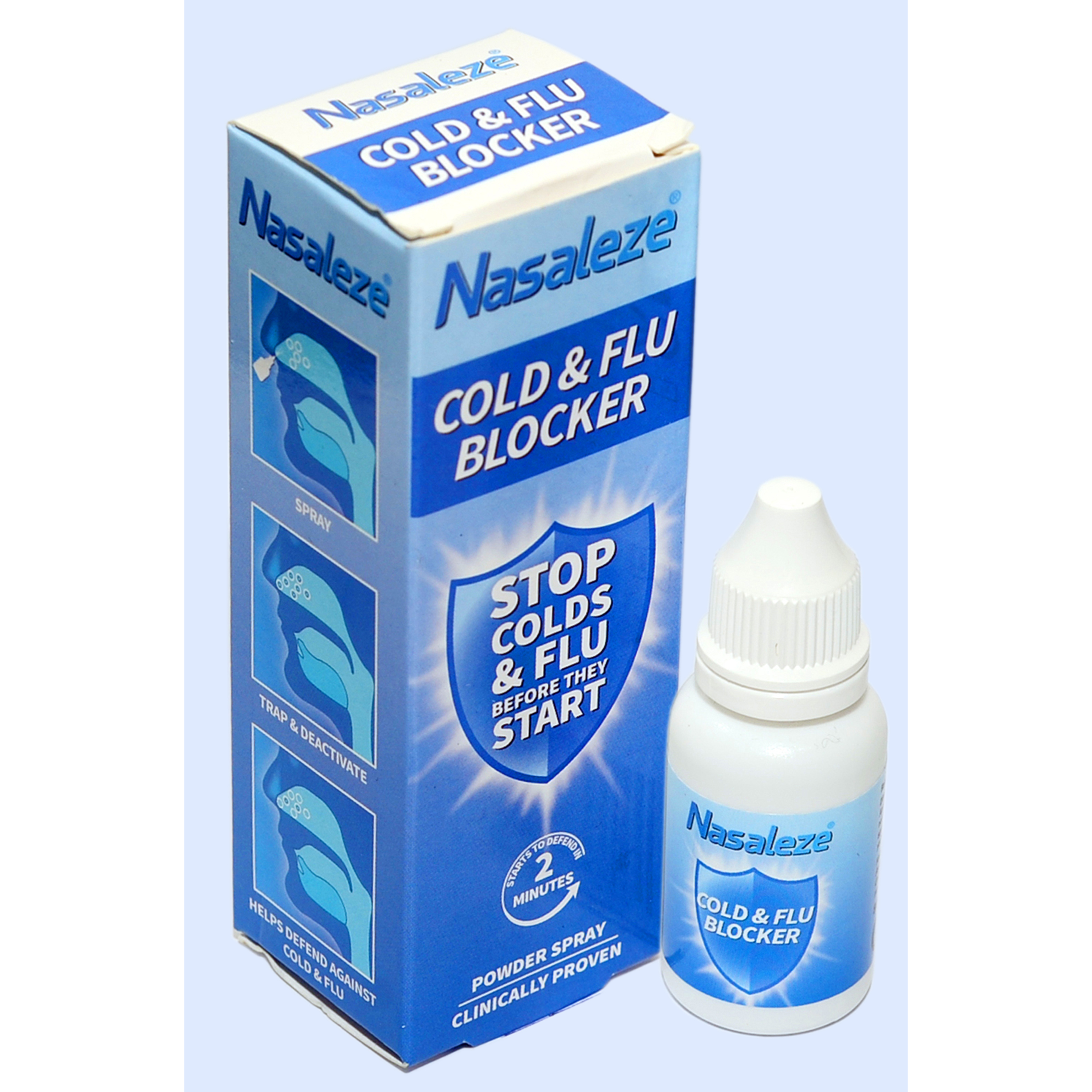 Nasaleze Cold & Flu Blocker